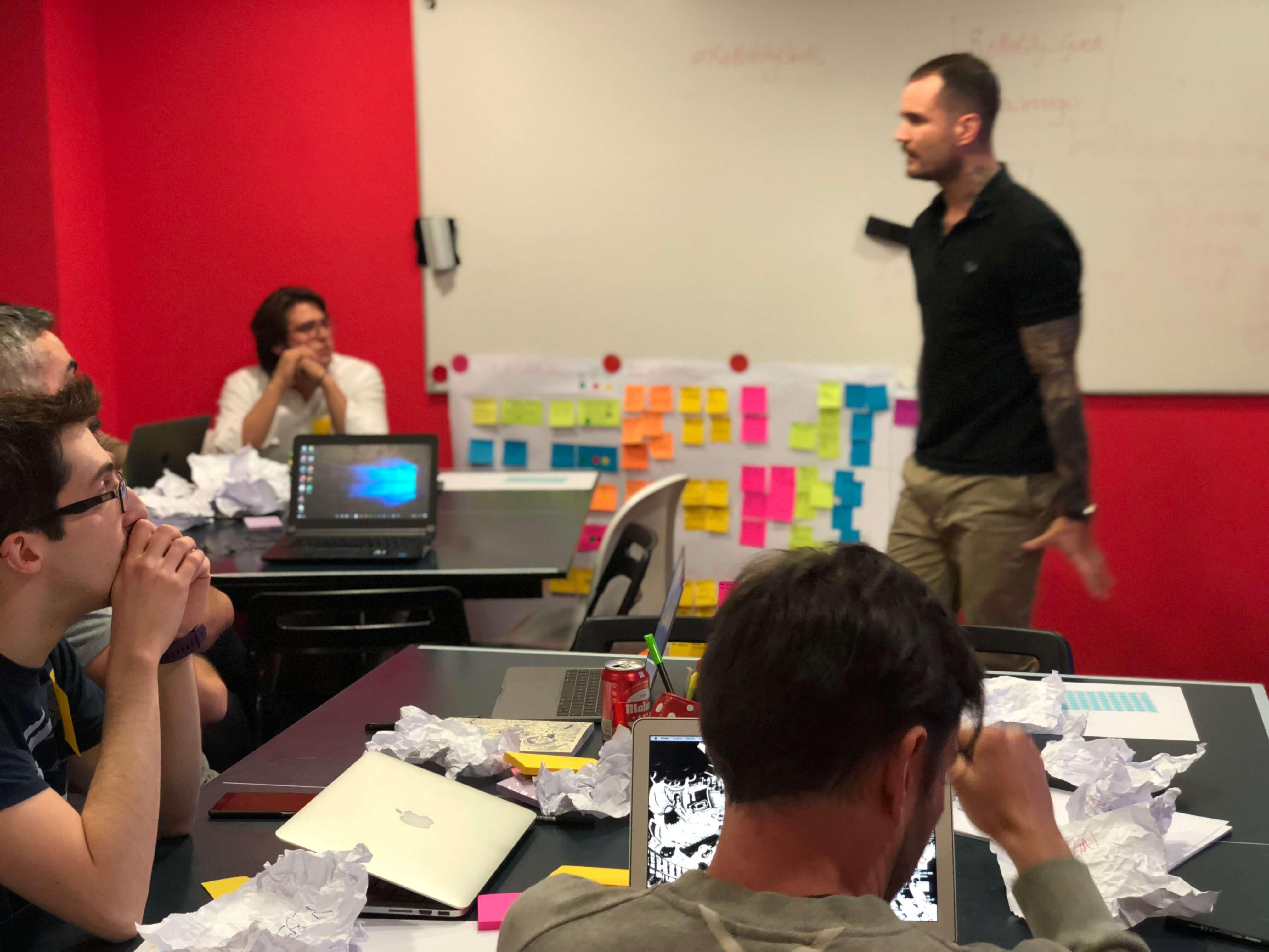 redbility skills design sprint